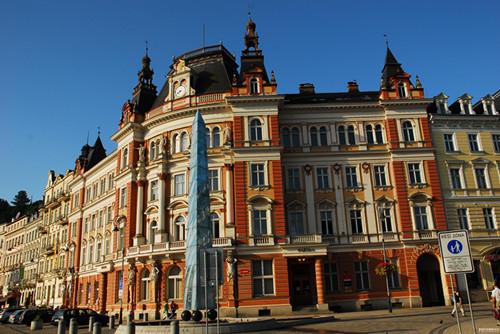 在捷克共和国这个国家最闻名于世的就是这些漂亮的